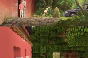 Spirited Away Minecraft 03