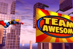 Team Awesome title