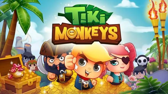iOS App of the Day: Tiki Monkeys