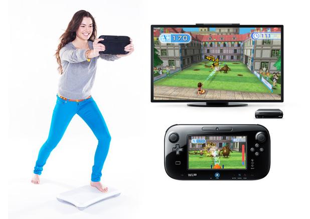 The Wii Fit U Challenge! Part 4