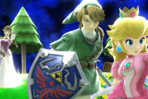 Zelda Smash Bros 09