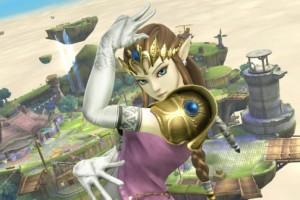 Zelda Smash Bros 11