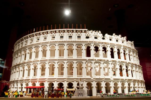 BBC  History  The Colosseum Emblem of Rome
