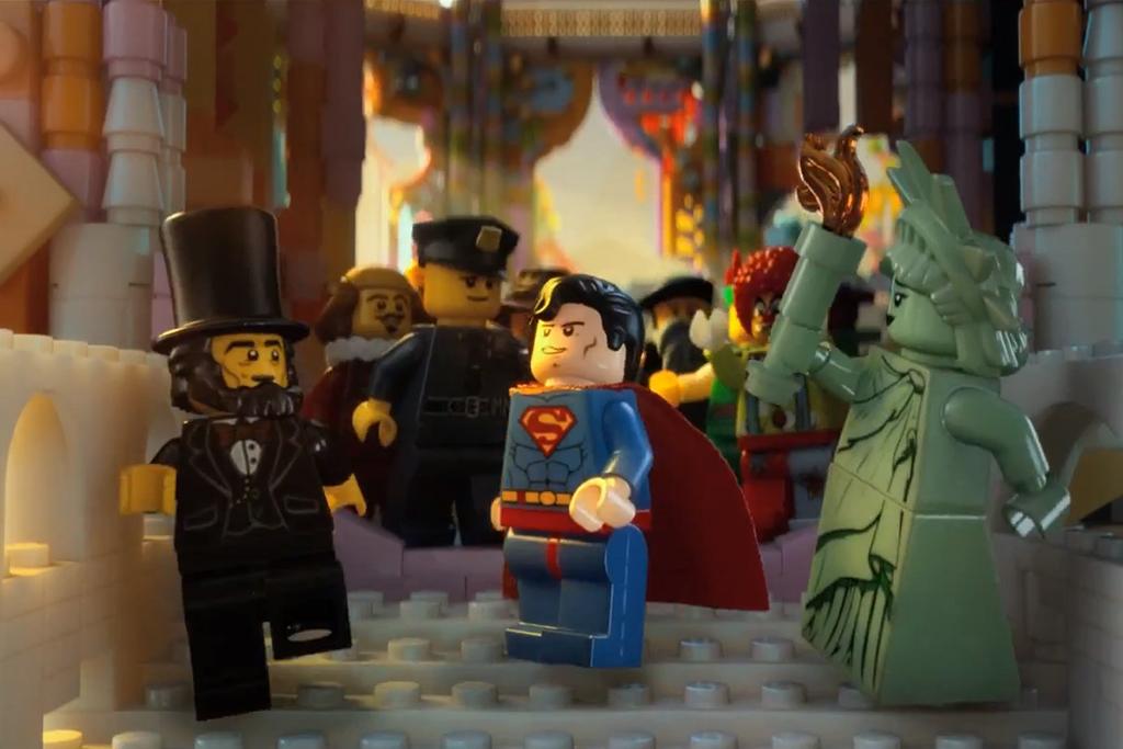 LEGO Movie gets a second TV trailer
