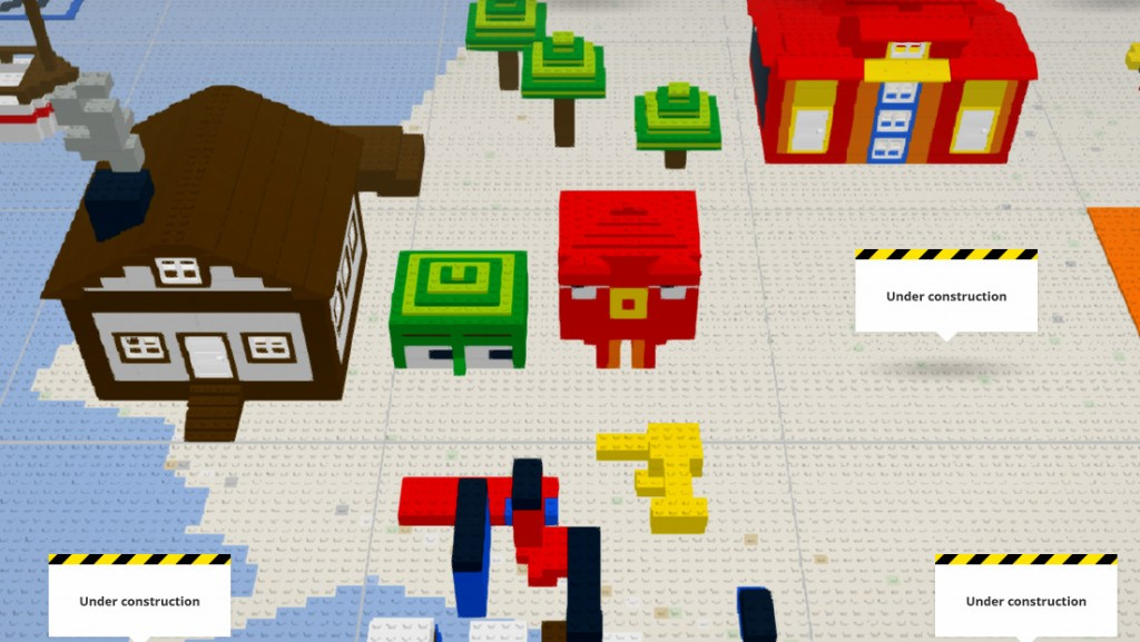 LEGO Build with Chrome lets you create online