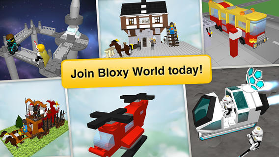 iOS App of the Day: Bloxy World
