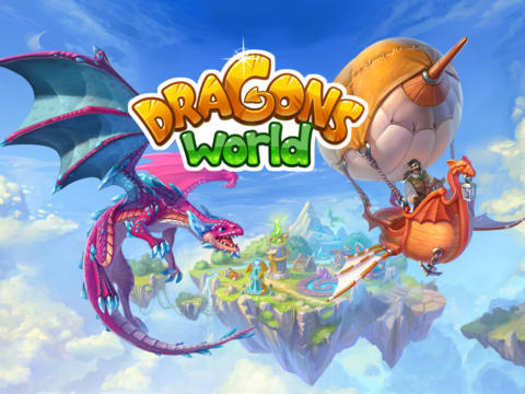 iOS App of the Day: Dragons World