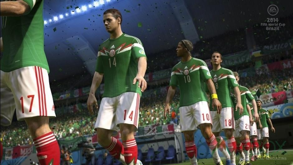 FIFA World Cup Brazil out this April