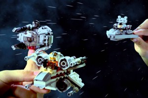LEGO Star Wars Microfighters title