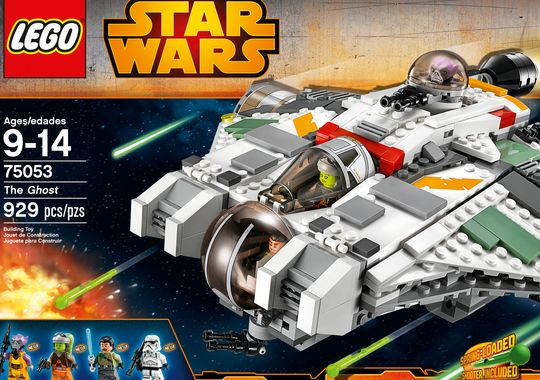 Star Wars Rebels LEGO incoming