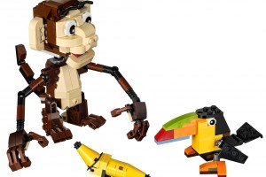 Lego Creator Jungle Animals