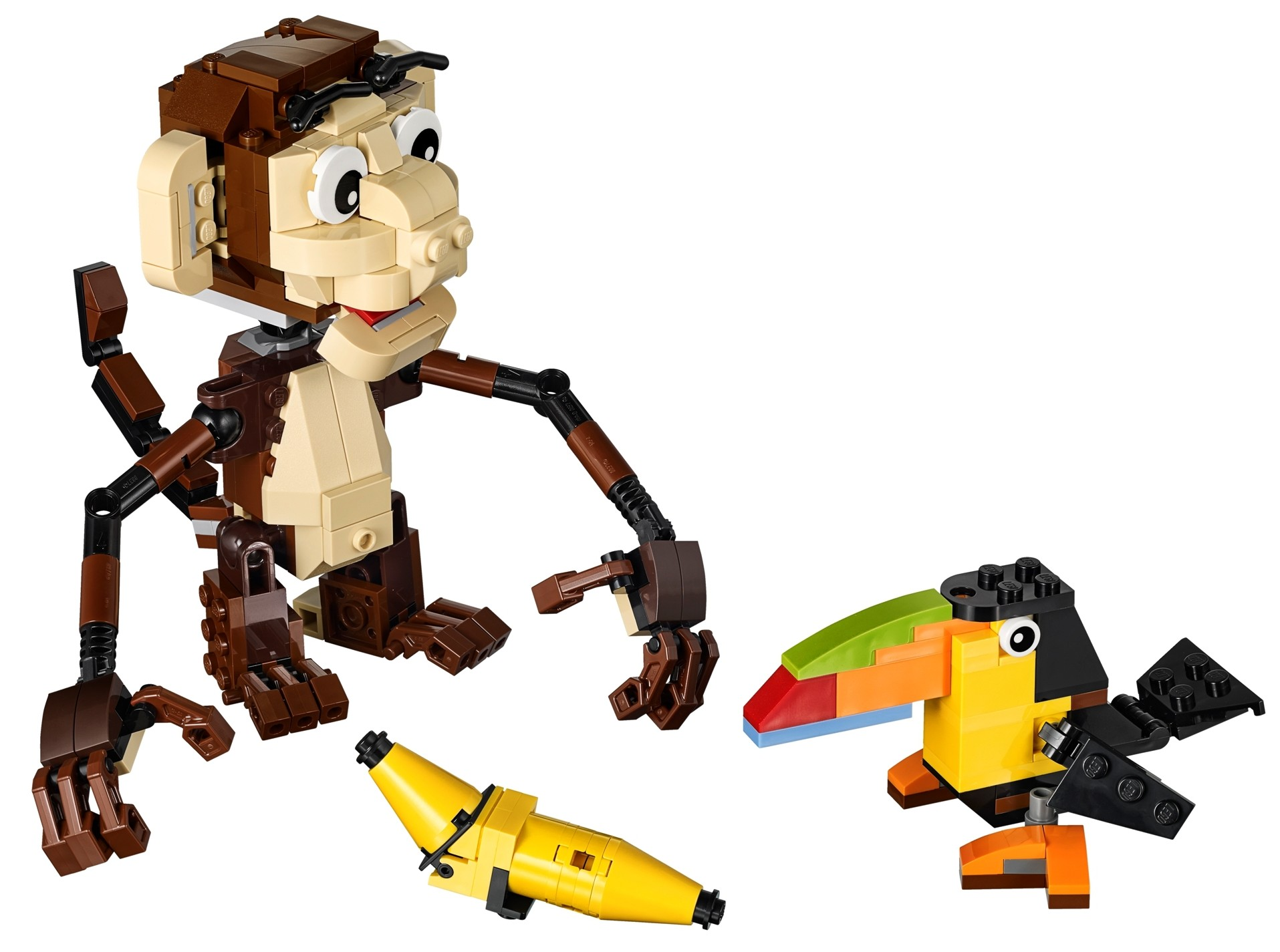 Awesome new Lego Creator sets