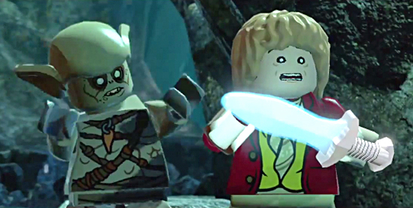 LEGO The Hobbit release date confirmed, new gameplay videos