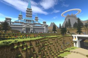 Minecraft Hyrule 02