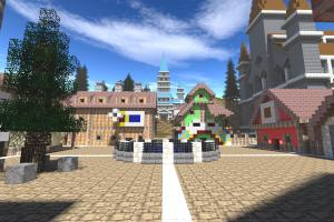 Minecraft Hyrule 03