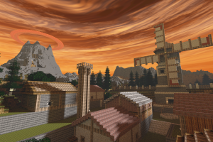 Minecraft Hyrule 04