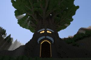 Minecraft Hyrule 06
