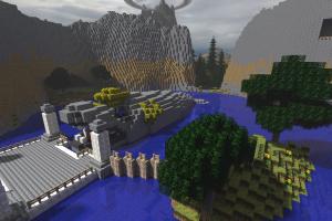 Minecraft Hyrule 08