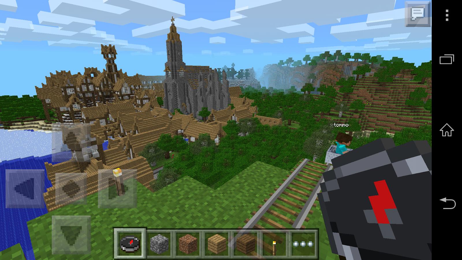 Minecraft: Pocket Edition worlds will get bigger