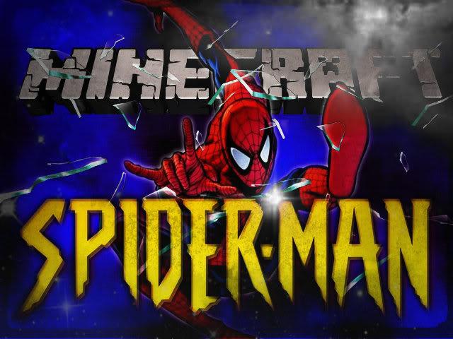 Spider-Man Minecraft mod!