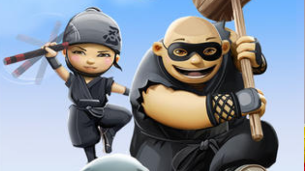 iOS App of the Day: Mini Ninjas