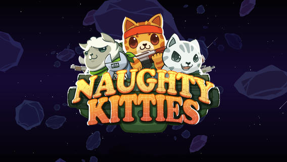 iOS App of the Day: Naughty Kitties
