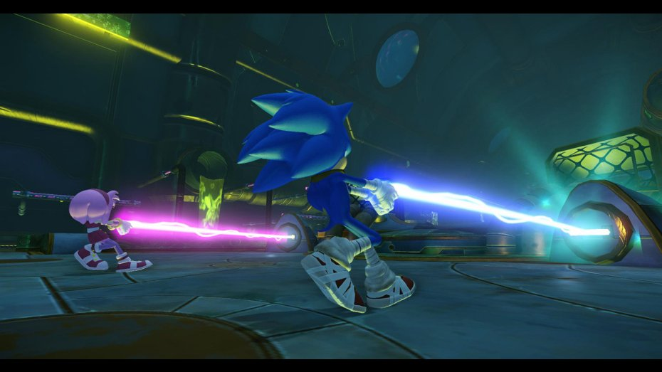 The team get speedy in new Sonic Boom trailer