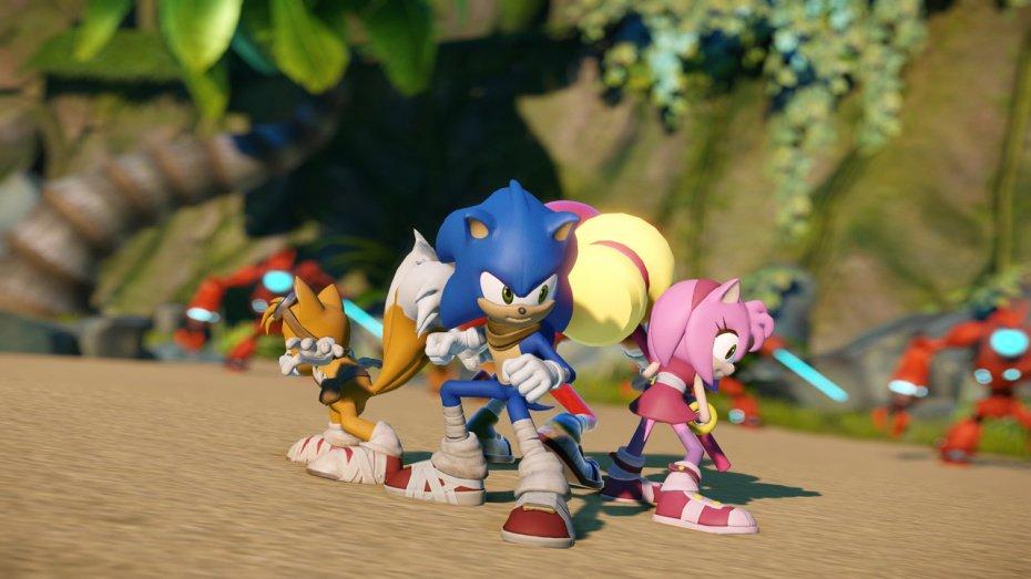 Sonic Boom making of video peeks at gameplay