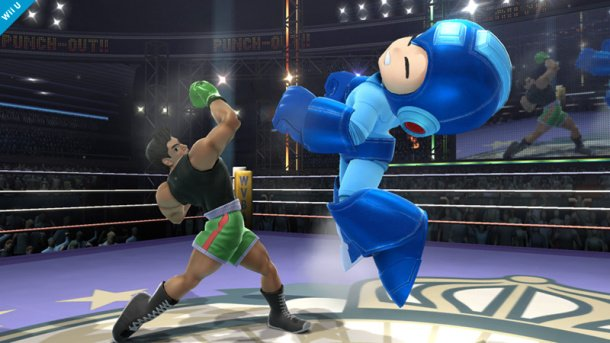 Super Smash Bros Little Mac 02
