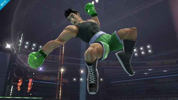 Super Smash Bros Little Mac 03