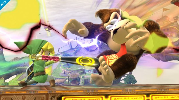 Super Smash Bros' home run bat will make a return