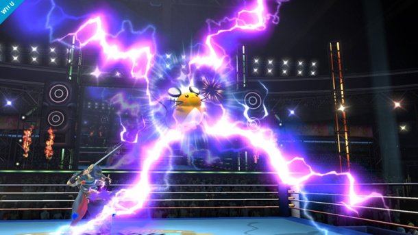 Pok?mon Dedenne will be shocking in Super Smash Bros.