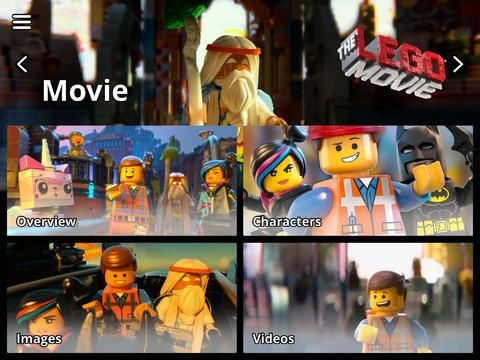 The LEGO Movie Experience 01