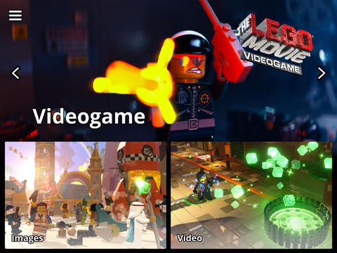 iOS App of the Day: The LEGO Movie Experience