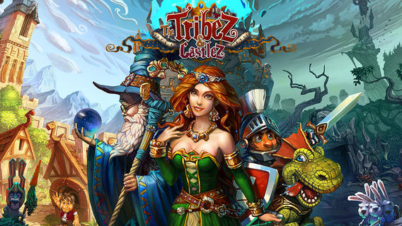 iOS App of the Day: The Tribez & Castlez