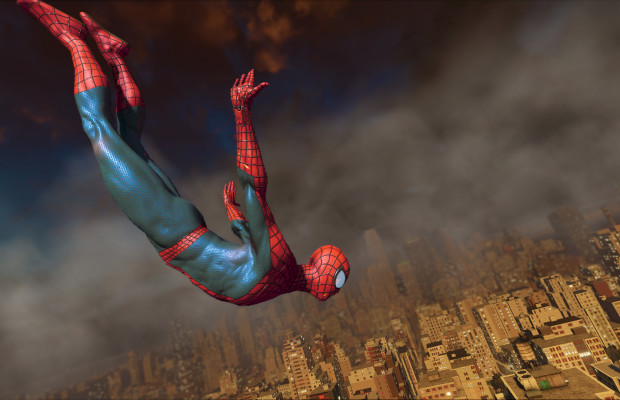 First Gameplay Footage of The Amazing Spider-Man 2 Game