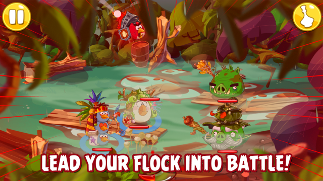 Angry Birds Epic will be an RPG