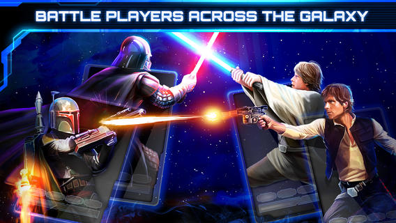 iOS App of the Day: Star Wars Assault Team