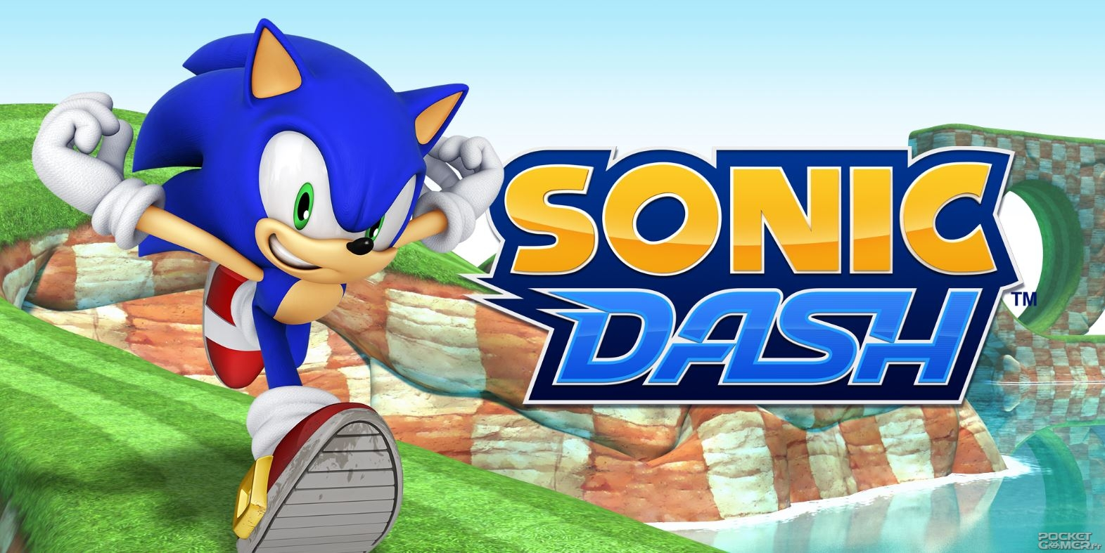 iOS App of the Day: Sonic Dash
