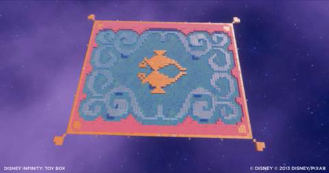 Disney Infinity Aladdin challenge Toy Boxes are here