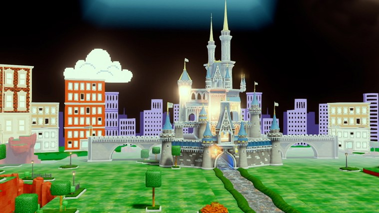 Explore and create awesome worlds in the new Disney Infinity Toy Box app