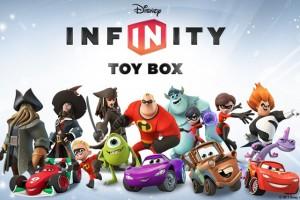 Disney Infinity app