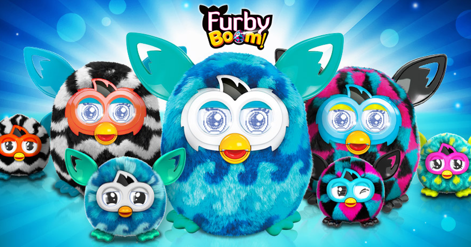 Furby Boom jumps into your apps