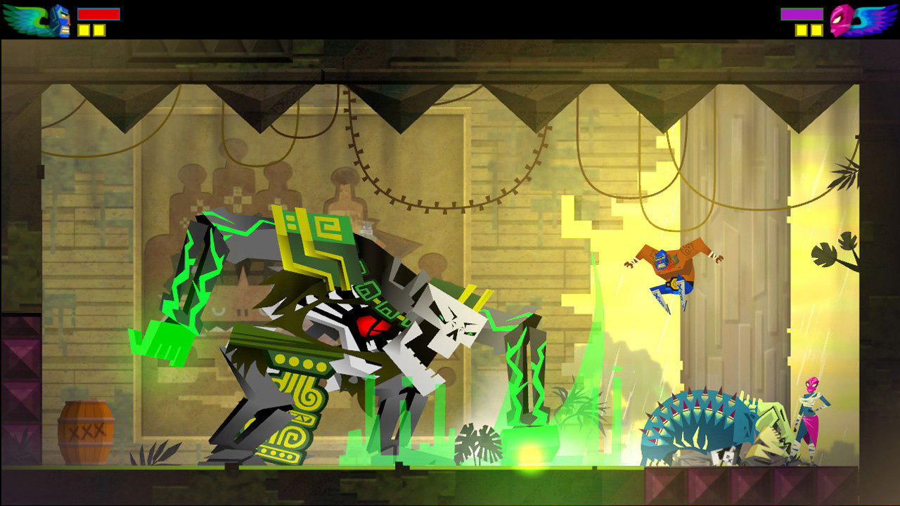 Guacamelee coming to Wii U!