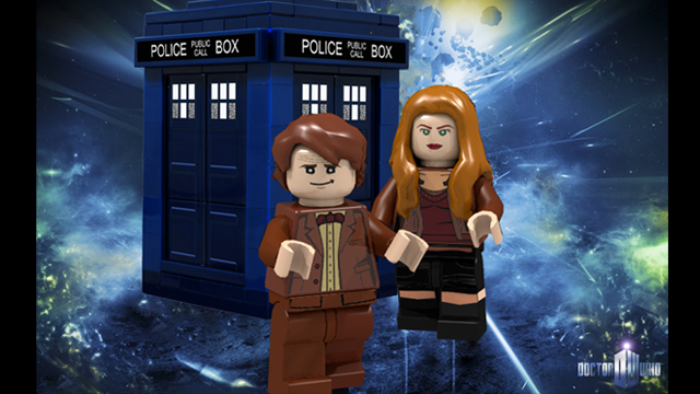 Vote for LEGO Doctor Who on Cuusoo and get it made!