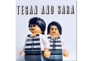 LEGO Tegan and Sarah