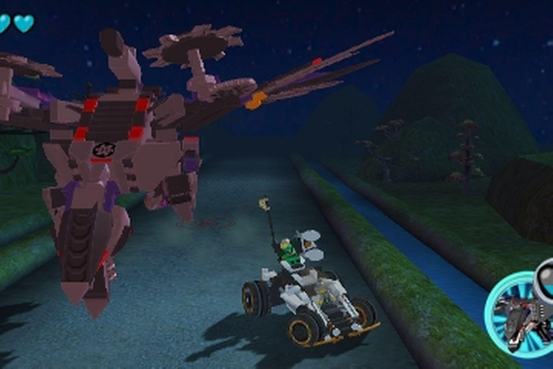New LEGO Ninjago Nindroids Coming to 3DS and PS Vita