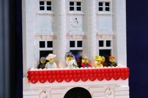 Lego Brick City - Buckingham Palace