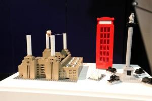Lego Brick City - London monuments