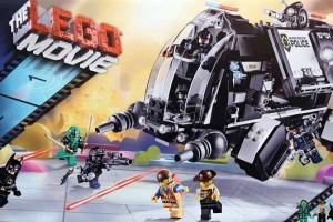 Lego super secret police